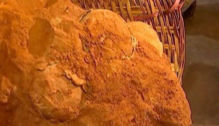 Фосили на динозавърски яйца на 70 милиона години са били открити в Китай