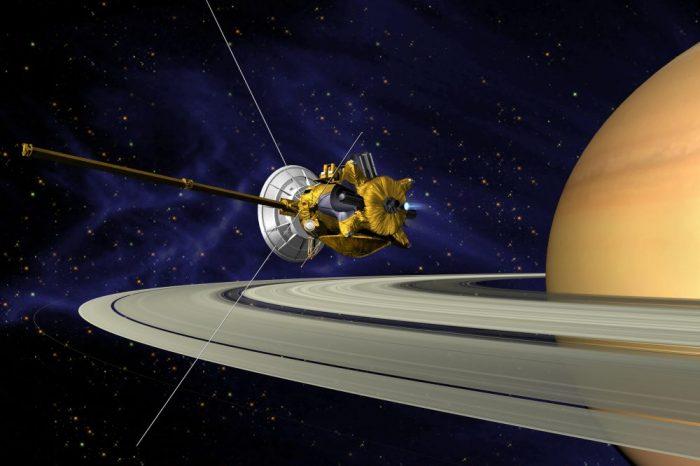 Видео на Румен Александров: Краят на Касини