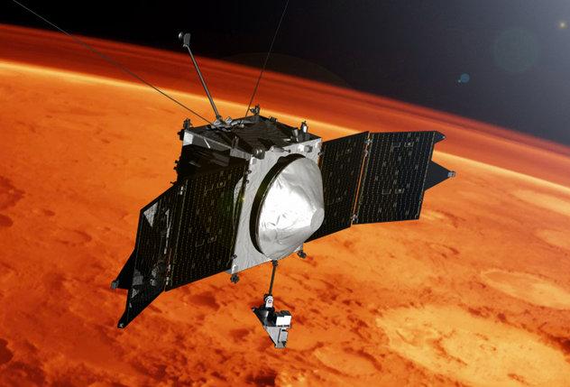 Как Марс се е превърнал от топъл и влажен в студен и сух
