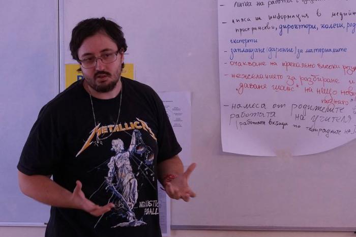 Интервю с Лъчезар Томов: За науката, децата и мравките