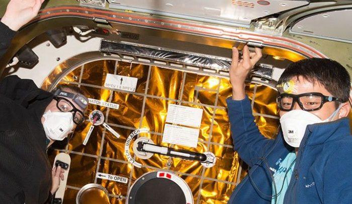 Астронавти от НАСА са близо до идентифицирането на непознати колонии от микроби, които се развиват в Космоса