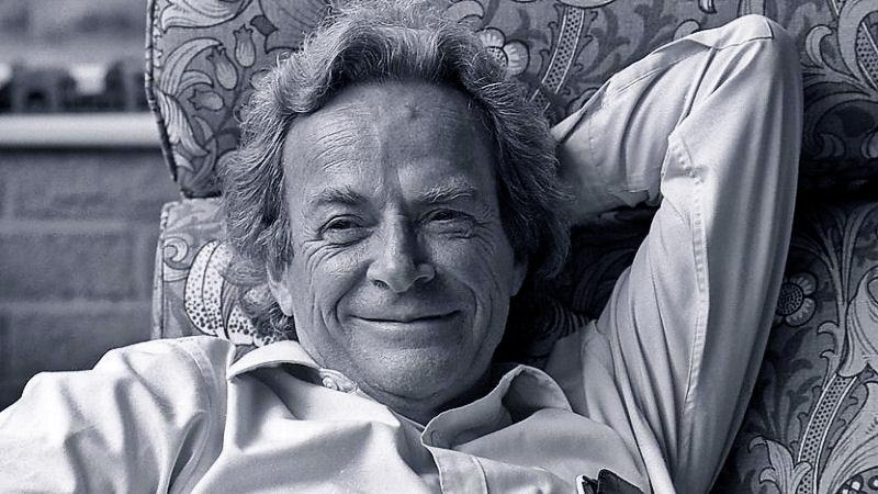 Ричард Фейнман, 1981
