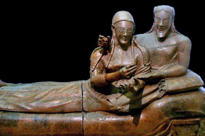 От архива: Загадката на древните етруски