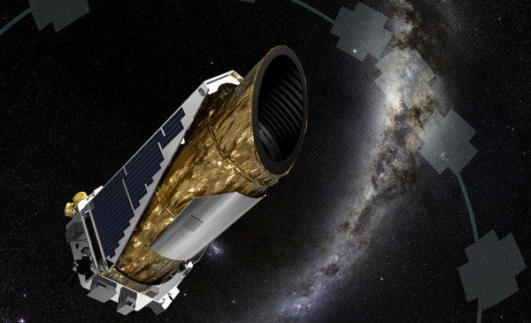 Кеплер. © EPA/NASA/Ames/JPL-Caltech