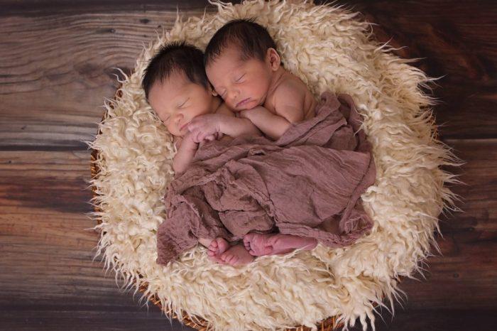 Защо единият от близнаците е по-малък? Отговорът може да се крие в плацентата
