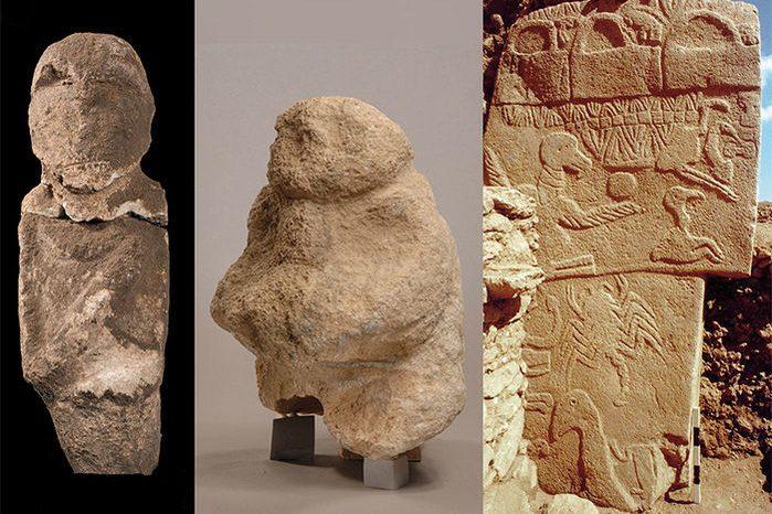 Издялани човешки черепи открити в древен каменен храм