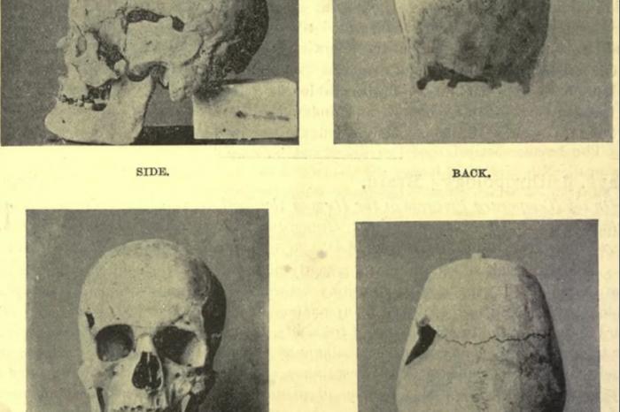 """Античен египетски фараон е може би първият познат на историята ,,гигант"""""""