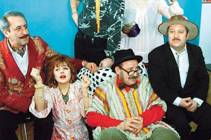 Българските актьори в родното кино. Кумири на поколенията