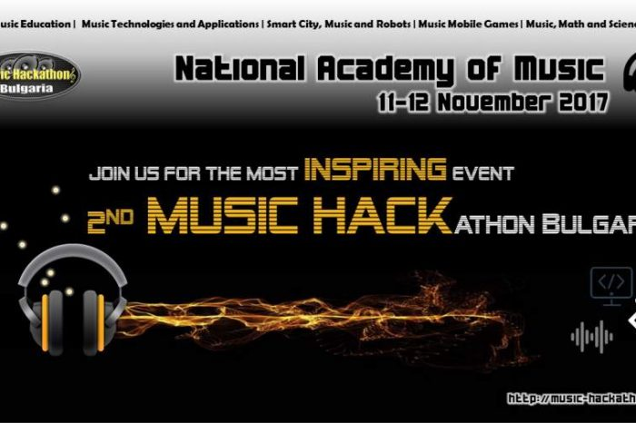 Музикален Хакатон 2 - най-предизвикателното технологично състезание в България