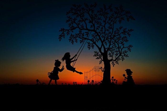 Детските игри от XIX и XX век в България и Европа