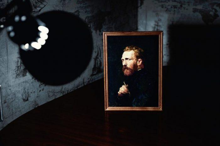 [АУДИО] Ето как изглежда една картина на Ван Гог в детските очи