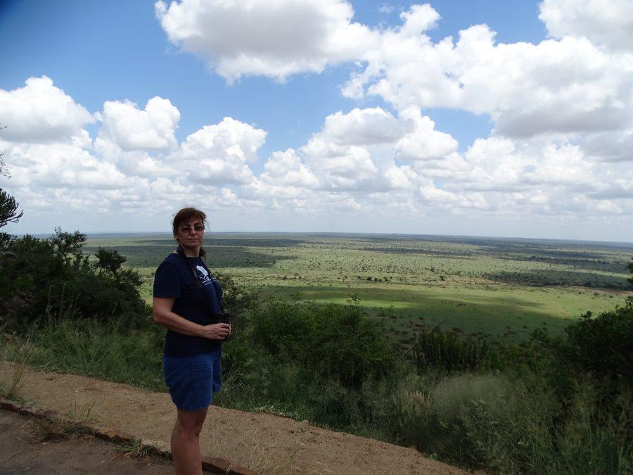 В парка Крюгер в Южна Африка