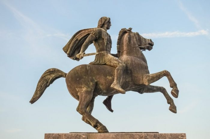 Изгубеният град на Александър Македонски е намерен в Ирак