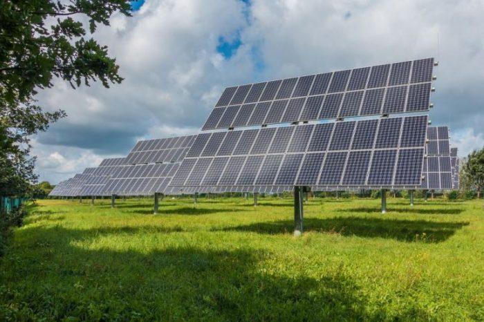 Бъдещето на соларните панели?