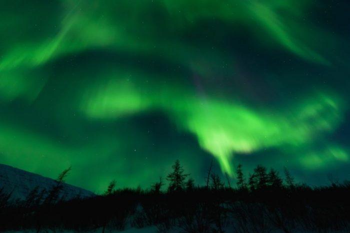 Aurora borealis: какво предизвиква Северното сияние и къде да го видим