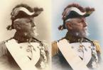 22 уникални снимки от миналото - оцветени