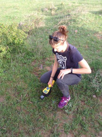 Tренировъчно обследване в полеви условия