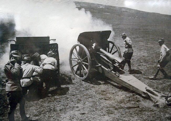 Нация в тотална война ІІ (Как преди 100 години разгромихме Румъния и Русия)