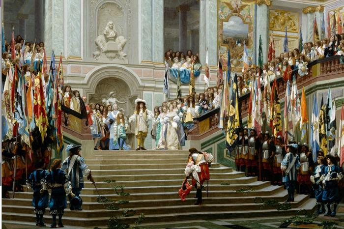 Монархии и революции. АБСОЛЮТИЗМЪТ – орхидеята в градината на монархията