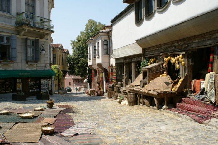Градската беднота в Пловдив през 18.-19. век
