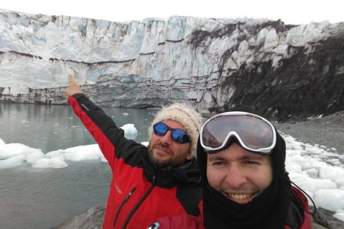 Интервю с Аспарух Камбуров: За геодезията и Антарктида