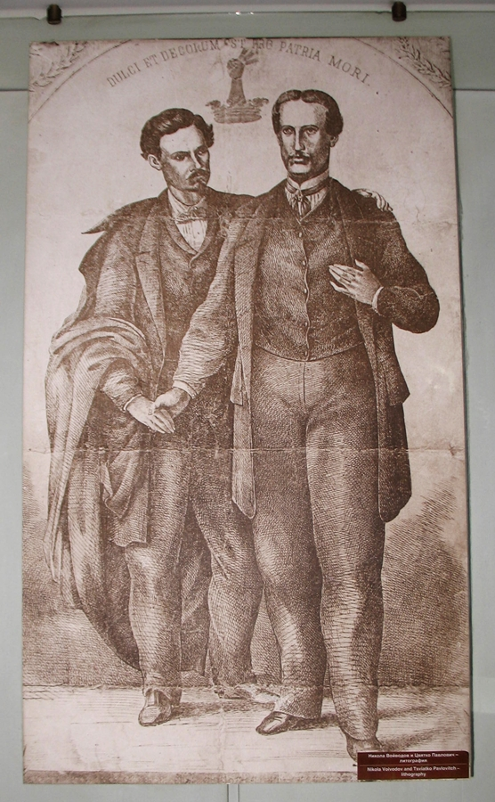 Никола Войводов и Цвятко Павлович. Снимка: Росица Ташкова