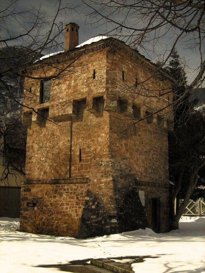 Куртпашовата кула. Снимка: РИМ, Враца