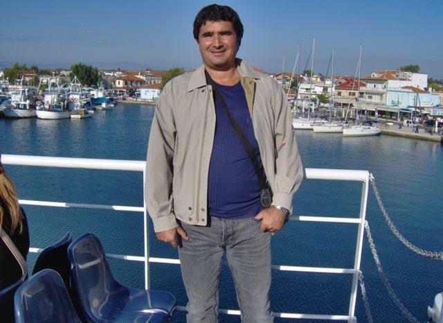 Антоан Доспейски, създател на сайтовете Българската древност и Материали по история