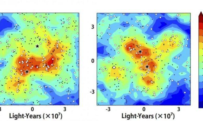 Двойно или нищо: астрономите преоткриват естествената среда на квазарите
