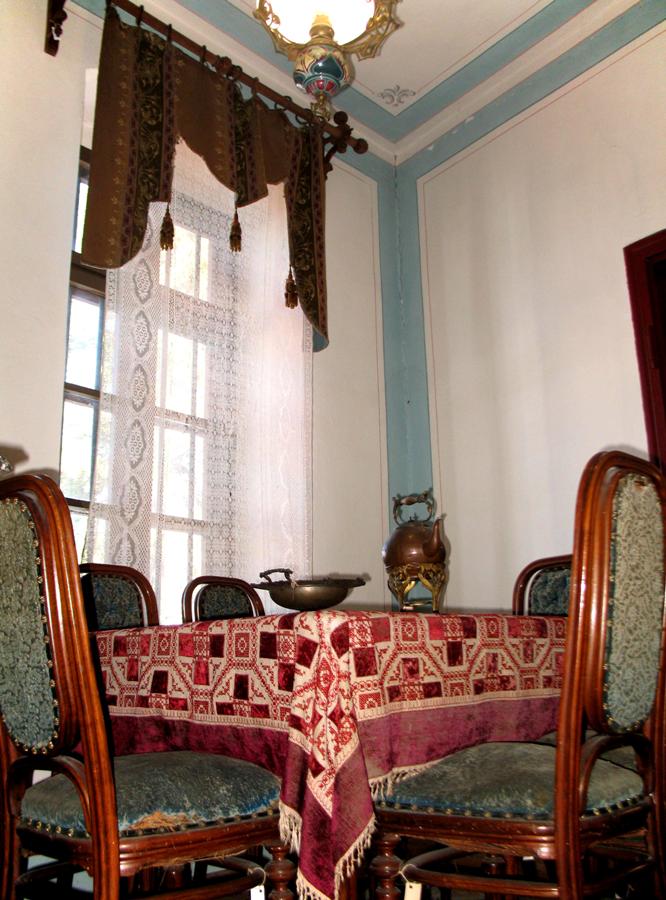 Трапезарията. Снимка: Росица Ташкова