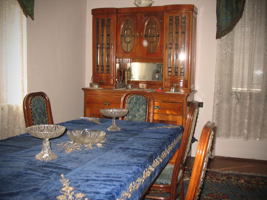 Трапезарията. Снимка: Ива Кръстанова