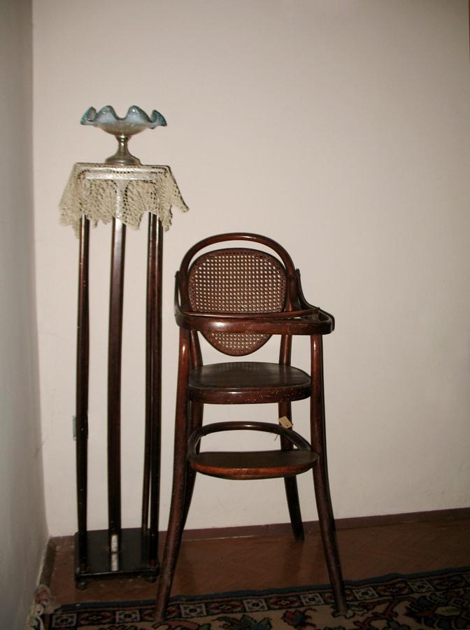 Детско столче. Снимка: Ива Кръстанова