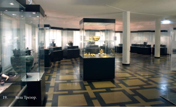 Какво може да намерите в музеите на БАН