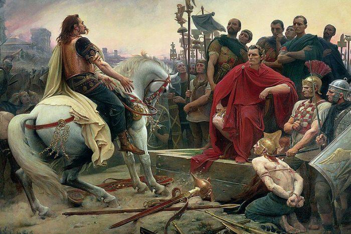 [АУДИО] Битката при Алезия. Цезар срещу Версенжеторикс
