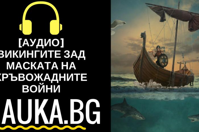 [АУДИО] Викингите зад маската на кръвожадните войни
