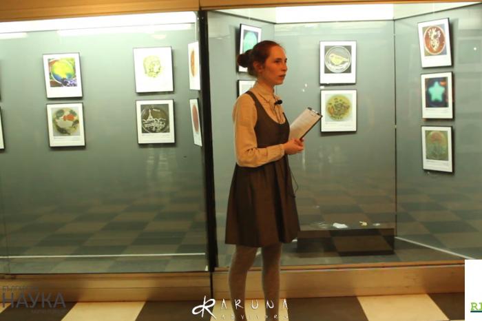 [ПОДКАСТ] Изложба на рисунки от микроорганизми - Агар Арт