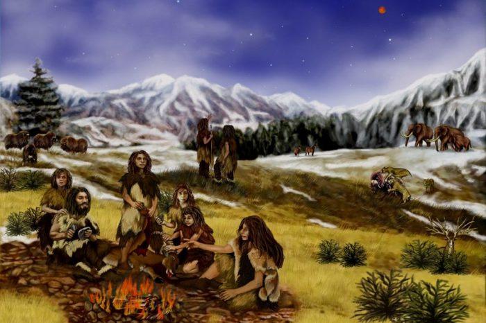 Защо неандерталецът е имал голям нос?