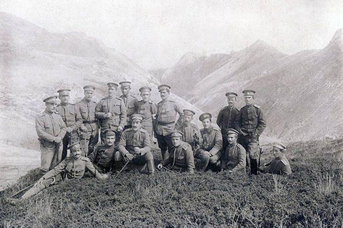 Краят на Първата световна война и българското участие в нея (100 години от битките при Добро поле и Дойран). 1918 г.