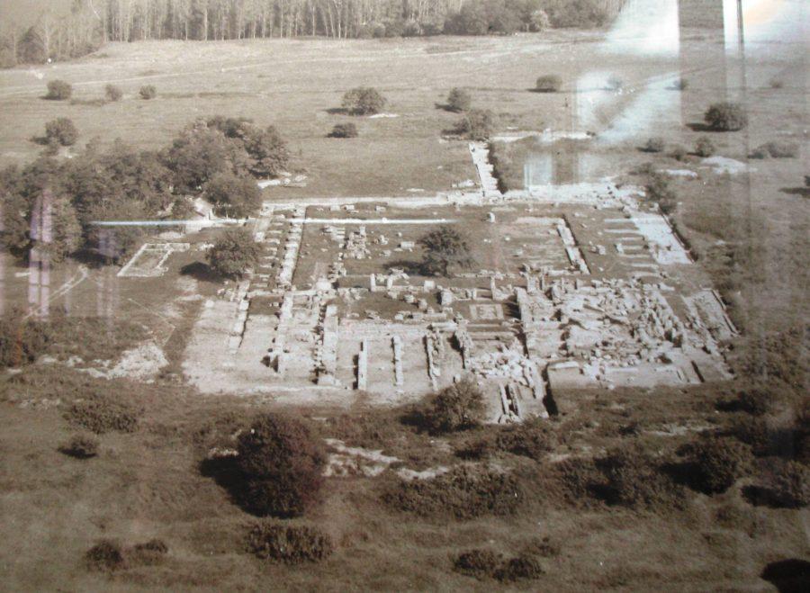 Разкопките на Никополис ад Иструм. Снимка: Росица Ташкова