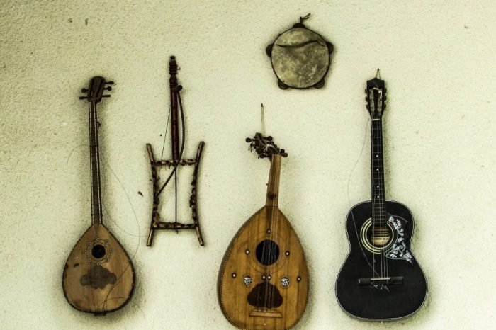 Археолози откриха древногръцки музикални инструменти на Таманския полуостров