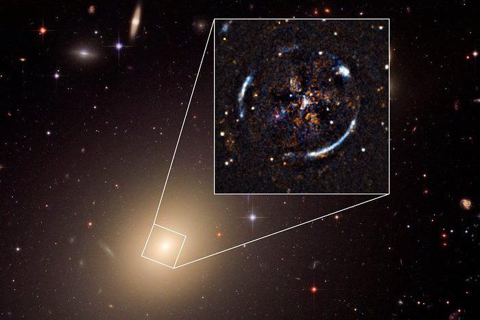 Общата теория на относителността е потвърдена извън границите на Млечния път