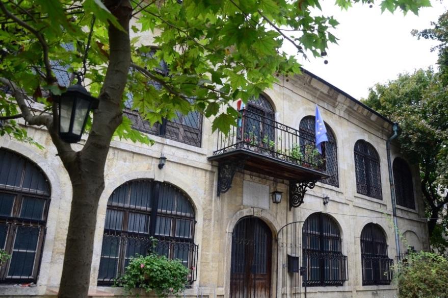 Сградата на първата дарителска болница, сега музей по История на медицината