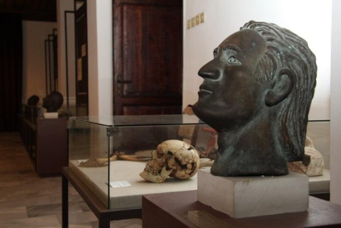 Експонати от първа зала