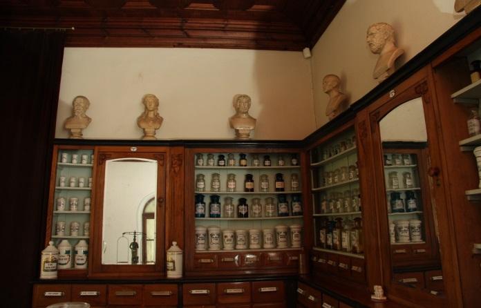 Експонати от трета зала