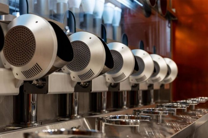 Революция на роботи: скоро в близкия ресторант