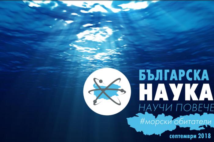 Специализиран брой: Морски обитатели