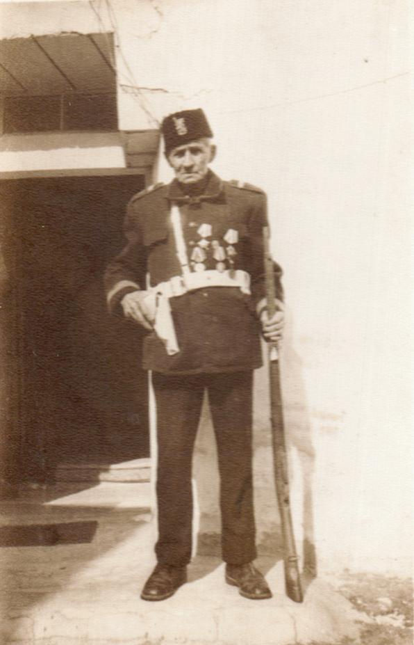Опълченецът Марин Михайлов Мариновски (02.02.1889 – 31.01.1989)