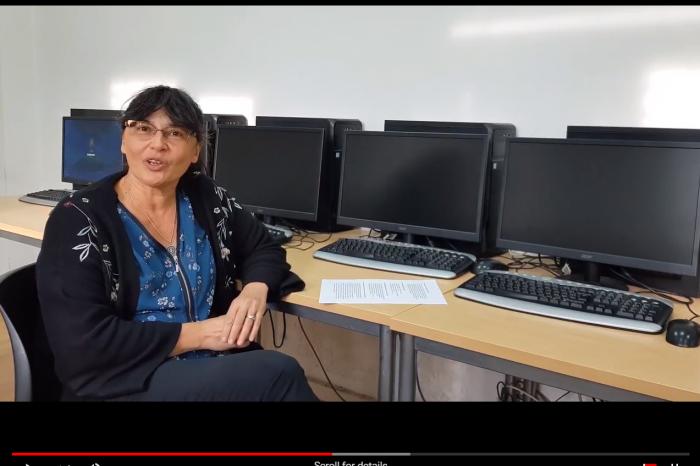 """[ВИДЕО] Проект """"Университети за наука, информатика и технологии в е-обществото"""""""