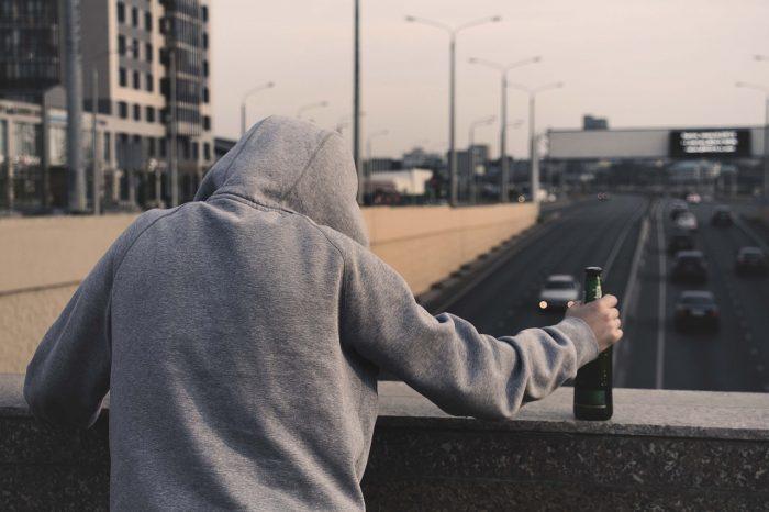 Пиянството при младежите води до тревожност по-късно в живота
