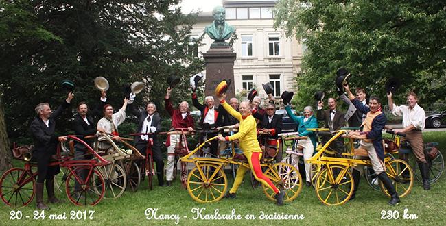 История на колелото в картинки